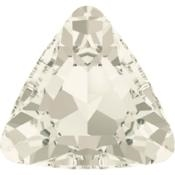 Swarovski #4727 Triangle Fancy Stone - 23mm - Silver Shade