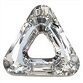 20mm Triangle Cosmic Ring Crystal CAL