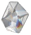 28 x 24mm Flatback Cosmic Crystal