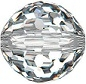 6mm Swarovski #5003 Disco Ball Bead (Multifaceted Round) Crystal
