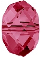 8mm Gemstone Bead Indian Pink