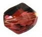 12mm Cosmic Bead Red Magma
