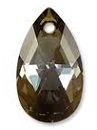 16mm Teardrop Pendant Bronze Shade