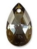 22mm Teardrop Pendant Bronze Shade