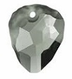 23mm Rock Pendant Black Diamond
