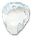 23mm Rock Pendant Crystal Moonlight