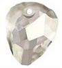 35mm Rock Pendant Silver Shade