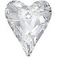 27mm Wild Heart Pendant Crystal