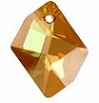 40mm Cosmic Pendant Crystal Copper