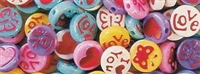 Picture Beads-FRIENDSHIP MIX