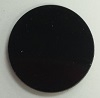 40mm Round Acrylic DIsc - BLACK