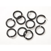 Open Aluminum Jump Rings