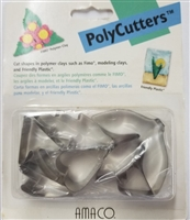 AMACO Poly Cutters, Set 4