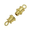 15mm Barrel Clasp-GOLD