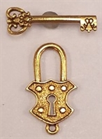 #3805 Toggle- Gold Only