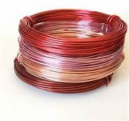 Round Smooth Aluminum Wire - 12 Gauge