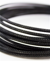 Round Embossed Aluminum Wire - 9 Gauge