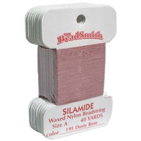 Silamide Beading Thread - Size A