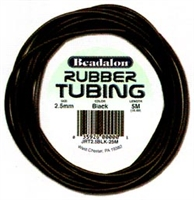 Hollow Rubber Tubing