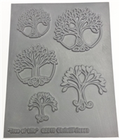 Christi Friesen Texture Stamp - Tree of Life #745