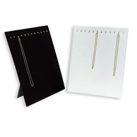 Chain Board Display Pad W/Easel- 12 Hooks