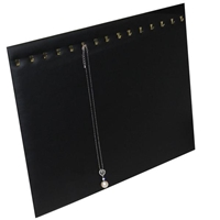 Chain Board Display Pad W/Easel- 15 Hooks