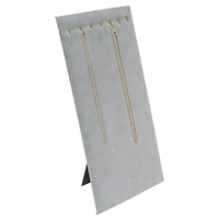 Chain Board Display Pad W/Easel- 7 Hooks