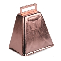 "3"" Copper Cow Bell"
