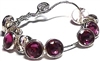 Crystaletts® with Swarovski-3mm- Fuchsia