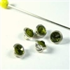 Crystaletts® with Swarovski-3mm- Olivine