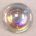 11mm Czech Glass Cabochon