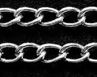 Aluminium Double Filed Chain - C158