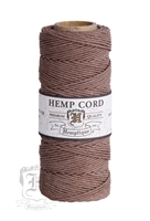 Hemptique Hemp Spool - 20# Test - Light Brown