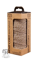 Hemptique Hemp Spool - 20# Test - Metallic Gold
