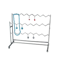Metal Wire Earring Display Rack