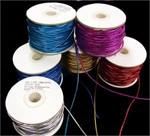 Elastic Cord - Metallic Colors