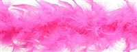 Chandelle with Lurex Medium Weight Feather Boas