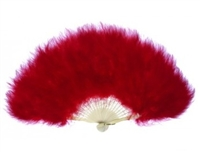 "Marabou Feather Fans 11"" x 20"""