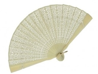 "Feather Fans Stave 8"" x 14"""