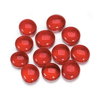 Glass Gems - 2 pound package - Red