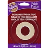 "Aleene's Fabric Fushion Peel & Stick Tape - 1/4"" wide"