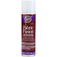 Aleene's Fabric Fusion Spray Fusible Web