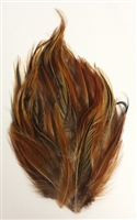 Natural Furnace Hackle Feather Pad