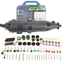 Hawk 161-Piece Rotary Tool & Accessories Set