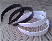 Plastic Headband Blanks