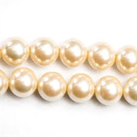 5mm Japanese Quality Acrylic Pearls - Cultura