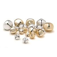 Assorted Sizes- Gold & Silver