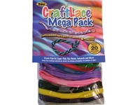Multi Pack Craft Lace