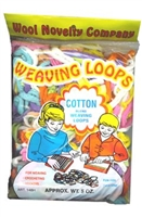 Cotton Blend Weaving Loops