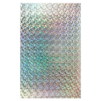 Premium Magnetic Sheet-Holographic Celebration